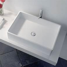Vasque 224 Poser Mati 232 Re Composite Rectangulaire 60x40 Cm