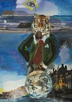 Surrealismus Bilder Ideen - surrealistische landschaft in 2019 collage landschaft