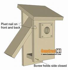 bluebird house plans pdf bluebird house plans free pdf download construct101