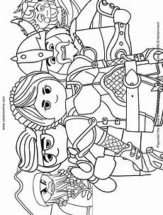 Playmobil Ausmalbilder Ausmalbilder Playmobil Der