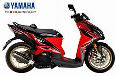Modifikasi Motor Xeon by Design Modifikasi Yamaha Xeon Gt Vixy182 S