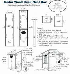 wood duck houses plans 11 mallard duck nesting box plans in 2020 duck house