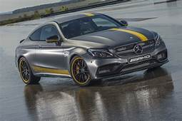 2017 Mercedes AMG C63 Coupe Edition 1 And 2016 DTM