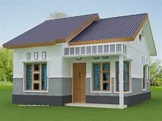 Rumah Minimalis Modern Contoh Gambar Rumah Type 36 Rumah