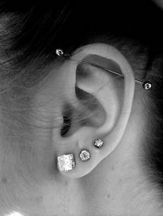 infection boucle d oreille i ve been wanting the industrial bar for years i m just
