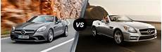 2017 mercedes slc vs 2016 mercedes slk