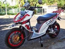 Modifikasi Motor Matic Beat by 99 Gambar Motor Modifikasi Honda Beat Fi Terkeren Gubuk