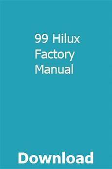 car engine repair manual 2002 ford th nk parking system 99 hilux factory manual pdf download online full owners manuals repair manuals manual