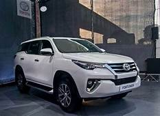 2020 Toyota Fortuner Review Price Rating Specs