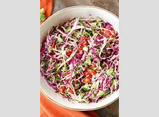 cabbage broccoli salad and dressing_image