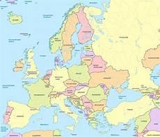 Eu Staaten 2017 - liste der l 228 nder europas