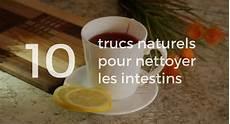 nettoyer les intestins 10 trucs naturels
