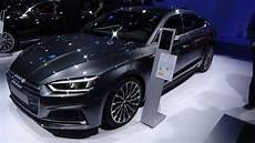 2018 Audi A5 Sportback G Exterior And Interior