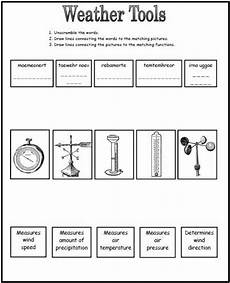 weather worksheets free 18512 weather tools worksheet 4th grade science tools worksheets and weather