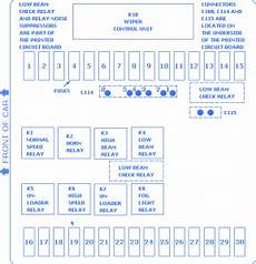 bmw 325i 1989 fuse box block circuit breaker diagram carfusebox