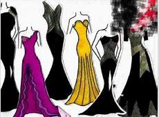 fashion sketches by Randy ramlaN   YouTube