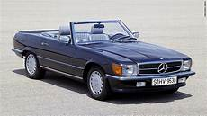 Mercedes 560 Sl Up And Coming Collectible Cars Cnnmoney