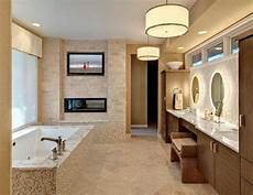 bathroom tv ideas 51 mesmerizing master bathrooms with fireplaces