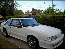 1990 mustang gt youtube