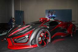 Mexico's First Hypercar The Inferno Exotic Car Isn't