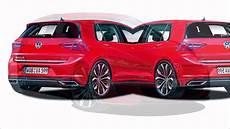 Volkswagen Golf 8 Gti 2017