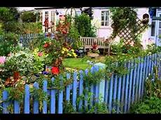 simple english cottage garden design decor ideas youtube