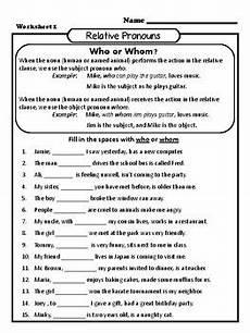worksheets relative pronouns relative pronouns worksheets by ms presto teachers pay teachers