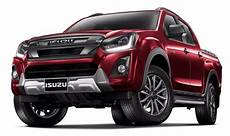 2018 Isuzu D Max Facelift Officially Revealed In Thailand