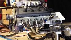 moteur mini un mini moteur v8 48cc