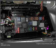 2003 e500 fuse box diagram i a 2003 e500 and recently the left rear starting sagging now the left and rear is sagging