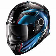 Shark Spartan Carbon - shark spartan carbon guintoli carbon chrom blue helmet