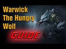 Build Guide How To Play Warwick Jungle Season 5 One