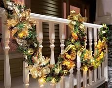 decoration exterieur noel garland buying guide ebay