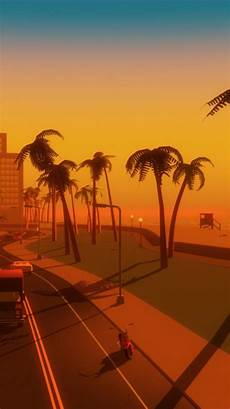 vice city iphone wallpaper palm trees gta vice city wallpaper 33266