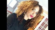 my curly hair routine using ouidad products youtube