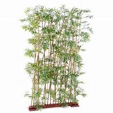 haie artificielle bambou 180 cm bambous