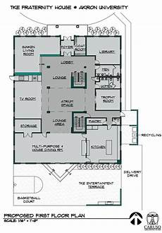 fraternity house plans the mission capital caign tau kappa epsilon