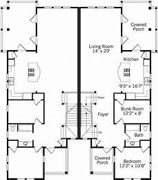southern living coastal house plans dune duplex coastal living southern living house plans