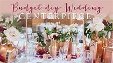 diy wedding centerpiece on a budget youtube