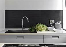 Black Backsplash Kitchen Modern Kitchen Backsplash Ideas Black Gray Tiles