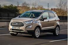 New Ford Ecosport 2018 Uk Review Pictures Auto Express