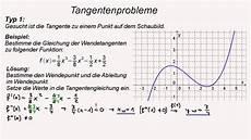 tangentengleichung teil 1 ber 252 hrpunkt gegeben hier