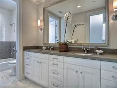 white vanity bathroom ideas contemporary white bathroom is airy chic hgtv