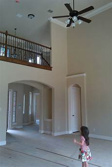 frugal and fabulous choosing paint colors high ceilings