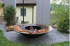 feuerschalen grill loungefire by a s design