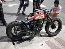 Modifikasi Japstyle by Modifikasi Motor Klasik Japstyle Kumpulan Motor