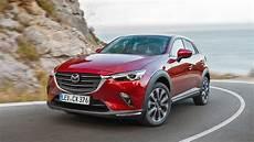 Mazda Cx 3 2019 Mit Diesel Und Allrad Im Test