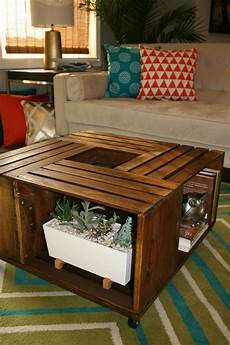 diy wooden wine crate coffee table s summit