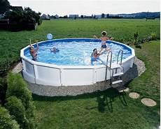 pool zum einbauen poolinsel baumgartner poolundzubehoer pools