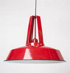 pendelleuchte rot h 228 ngeleuchte rot im industriedesign pendelleuchte rot